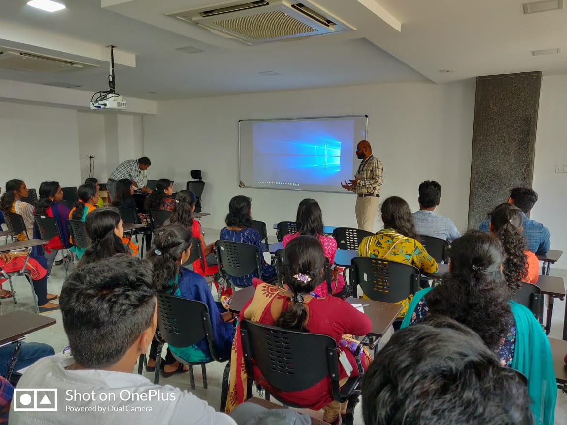 ECE, Industrial Visit Stella Mary's 